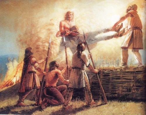 Dacians - The God of Zamolxes