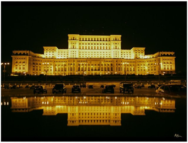 Parliament Palace Romania