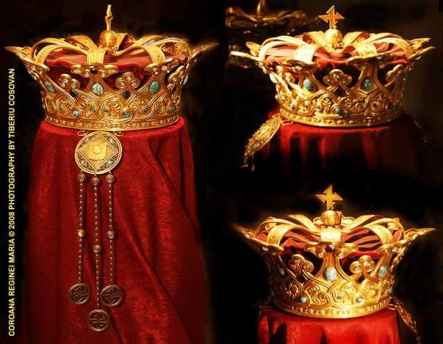 Queen Marie's crown