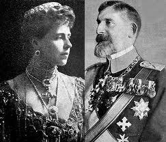 Queen marie and ferdinand