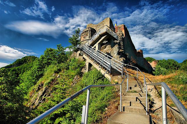 Poienari Castle