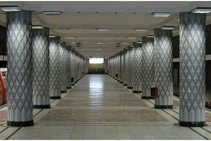 Politehnica subway station